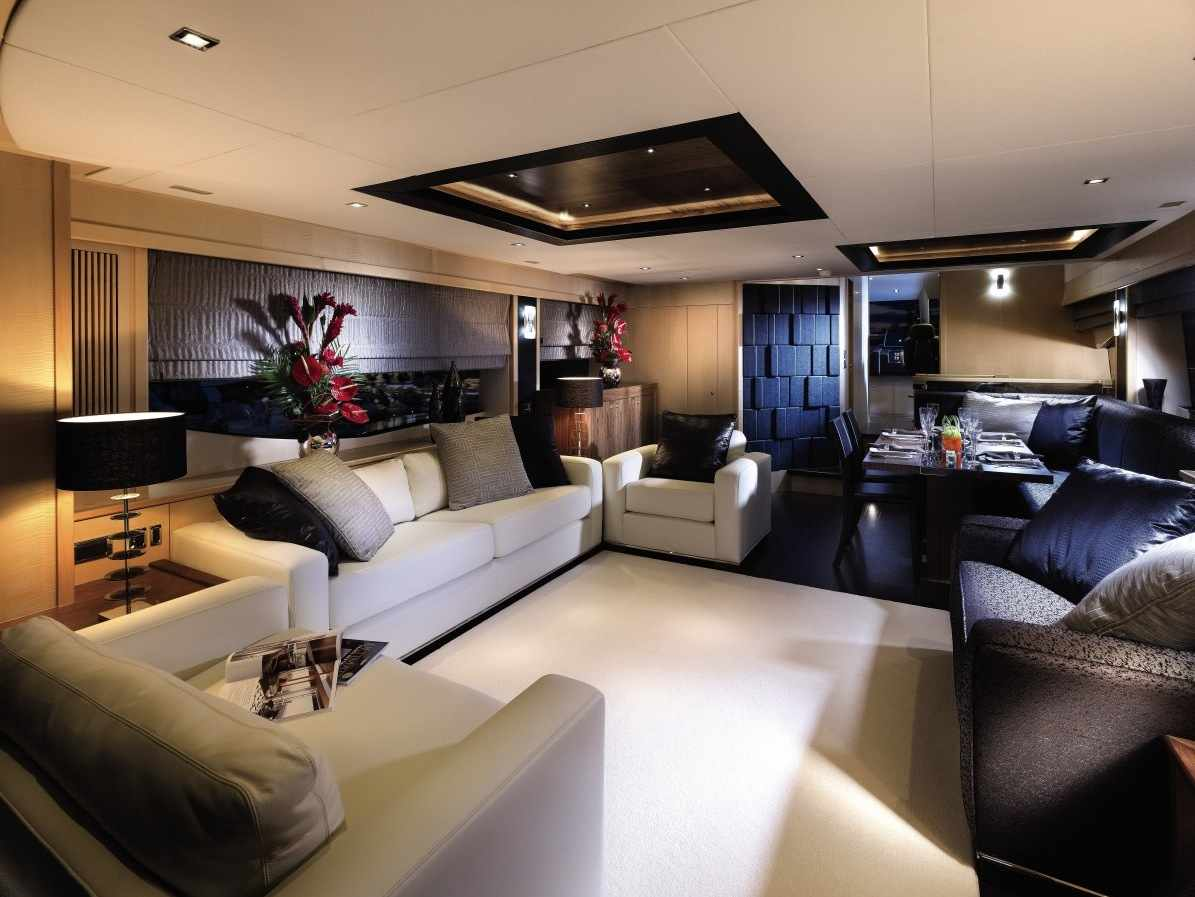 Luxury yacht interior design 17 savage marine for Interior design 2016 uk